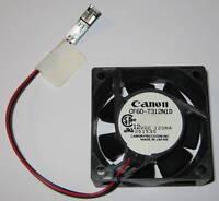 12 V DC 19 dB CHB6012  super red Superred 60 mm Quiet Cooling Fan 18 CFM