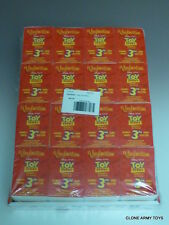 """SEALED COMPLETE BLIND CASE VINYLMATION 3"""" TOY STORY SERIES 2 TWITCH CHASER"""