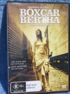 BOXCAR BERTHA - DVD