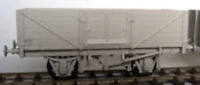 Cambrian C81 OO Gauge LNER 12ton 6 plank Open Wagon Kit, 9' wb wood underframe