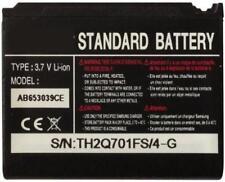 AB653039CE Battery SAMSUNG GT-M6710 S3310 S7330 SGH-A551 E950 E958 J208 L170