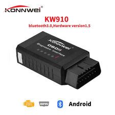 Bluetooth OBD2 OBDII Car Diagnostic Code Reader Scanner Tool