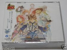 Tales of Zestiria Original Soundtrack Regular Edition 4 CD Japan WPCL-12043 EMS
