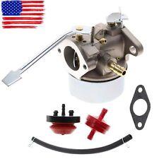 Carburetor Carb Kit For Tecumseh 640086 640086A 632641 632552 3HP 2 Cycle Engine