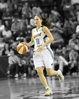 WNBA Seattle Storm SUE BIRD Glossy 8x10 Photo Spotlight Poster Basketball Print