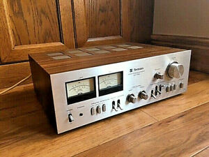 Vintage Technics SU-7700 Stereo Integrated Amplifier