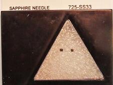 SEEBURG BLACKHEAD NEEDLES M100-A 3 MIL 78rpm NEW in box SEALED!! SEEBURG S-120