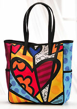 Romero Britto tote bag A New Day - Medium -
