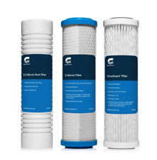 CLEARSOURCE ULTRA with VirusGuard Three Cannister - REPLACEMENT FILTER PACK