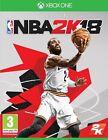 NBA 2K18 (XBOX ONE) BRAND NEW SEALED