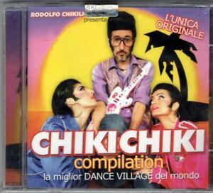 CHIKICHIKI COMPILATION - CD NUOVO SIGILLATO PARADISIO MICHAEL CHACON D'UBALDO