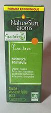 NatureSun Aroms - Huile essentielle Tea tree / Arbre à thé Bio - 30 ml