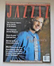 Rare Vintage JAZZIZ Pat Metheny 1992 back issue