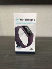 Brand New Fitbit Charge 4 Fitness Tracker - Rosewood - FB417BYBY