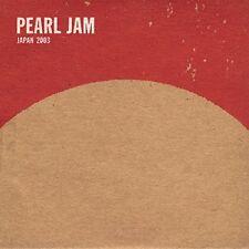 Pearl Jam – Osaka, Japan - March 4, 2003 - SEALED - 2CD
