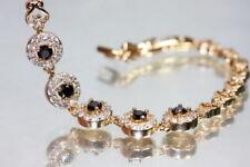 Lab-Created Rose Gold Fine Bracelets