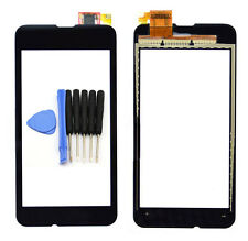 Black Replacement Front Touch Screen Glass Digitizer for Nokia Lumia 530 + Tools