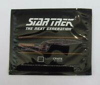 STARTREK THE NEXT GENERATION LOOTCRATE EXCLUSIVE NUOVO NEW MAGNETE CALAMITA