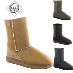 UGG AUSTRALIA Classic Tidal 3/4 Ugg Boots 100% Australia Made Premium Sheepskin