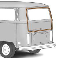 VW Bus transporter to /'67 ABS black head liner Panel Kombi Westy Samba Split T2