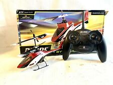 E-flight Blade MCX2 Helicopter and remote for parts or repair USED