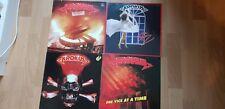 Krokus LP 4 Alben. Heavy, Rock, Blues, egal wie viel LP gleiche Versand