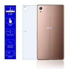 2x 9H Schutzfolie Echt Glas Handy Cover Für Original Sony Xperia Z3 Back