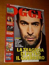 OGGI 2010/27=PIETRO TARICONE MORTE=MAGO CASANOVA=ALEX BELLINI=SILVIO GARATTINI