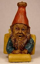 """Gift """"I""""-R 1987~Tom Clark Gnome~Cairn Studio Item #5015~Ed #32~Story is Included"""