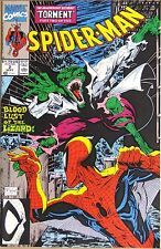"Marvel Comics Spider-Man #2 ""Torment Pt 2""  McFarlane Story & Art.  Lizard app."