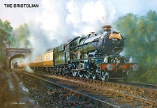 Hornby Dublo in Railway Art 3 Prints Ref 25,27 & 29. Signed and Limited Numbers