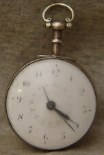 1813 sterling english calendar verge fusee project
