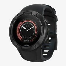 Suunto 5 All Black - Multisport GPS Watch - New - SS050299000