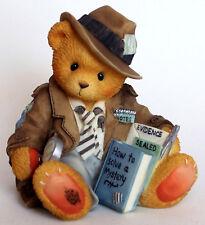 "Cherished Teddies Humphrey ""just The Bear Facts Ma'am #352977"