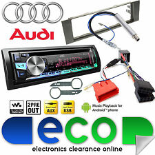 Car Stereos & Head Units with Bluetooth for Audi