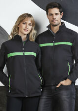 Biz Collection Unisex Adult Charger Jacket Coat Water Repellent Soft Chin Guard