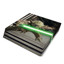 Skin Decal Cover Sticker for Sony PS4 Pro - Star Wars Master Yoda
