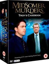 Midsomer Murders Troy's Casebook - DVD Region 2