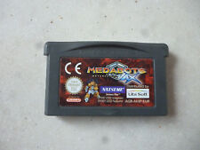 gameboy game boy advance  medabots ax