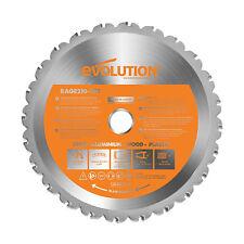 Evolution Rage® Rage3-S Rage3-S300 210mm Circular Saw Blade 25.4mm Bore 24 Teeth