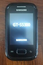 Samsung Galaxy Pocket GT-S5300 - 2.2GB - Black (Unlocked) Smartphone