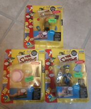 Playmates The Simpsons Figures Dolph Officer Marge Sunday Best Lisa