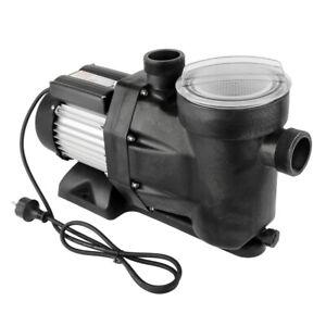 Poolpumpe Pompe de Piscine Filtration 33600 L/H 1500W Filtre pour à Eau 100/m³