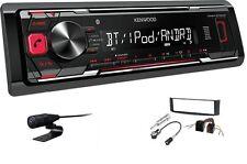 Kenwood KMM-BT204 Autoradio Bluetooth MP3 für SMART FOR TWO (A450) ab 1998