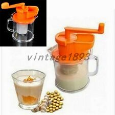 Manual Soy Milk Machine Soymilk Maker Fruit Juicer Extractor Health Household