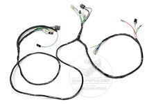 Scout II Headlight Wiring Harness 1971 to 1980.