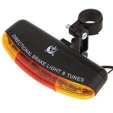 XINGCHENG Versatile mountain bike blinker+bicycle taillight+Horn+stoplight G6T8