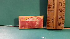 Barbie 1:6 Kitchen Food Miniature Package of Bacon ff