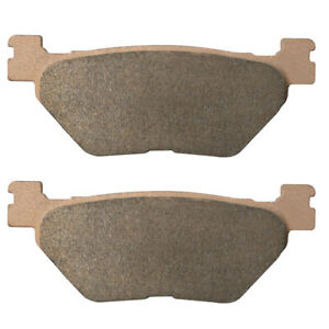 Rear Brake Pads For Yamaha YP 400 Majesty 2004-2013 XP 500 T-Max 2004-2011