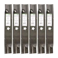 SureFit Hi-Lift Blade for Husqvarna 539113425 575296401 Dixon EZ4220 EZ4624 6PK